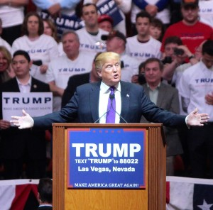 oleh Donald Trump via Wikimedia Gage Skidmore.
